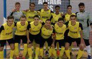 Derrota del Atlético Almonacid en su primer partido en casa (1-3)