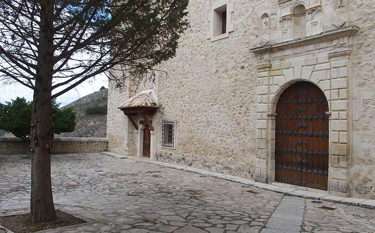 La iglesia de San Miguel es uno de los escenarios de los conciertos del Festival 'Clásicos Colgados'