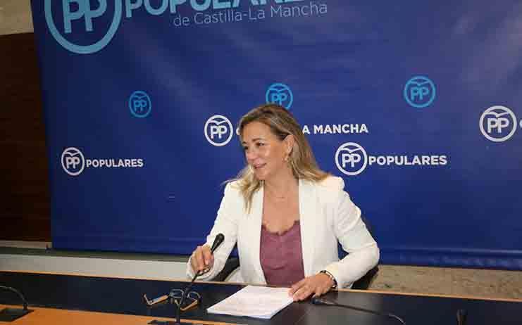 Merino explica que el diálogo será la herramienta principal de trabajo del GPP para traer la voz de los castellano manchegos a las Cortes Regionales