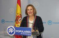 """Valmaña: """"Los Presupuestos de Sánchez, con la complicidad de Page, son una traición más a Castilla-La Mancha y a Guadalajara"""""""