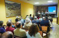 Marcos Nieto presentó 'Santa Librada. Lo que se esconde detrás' en el Centro Cultural El Torreón