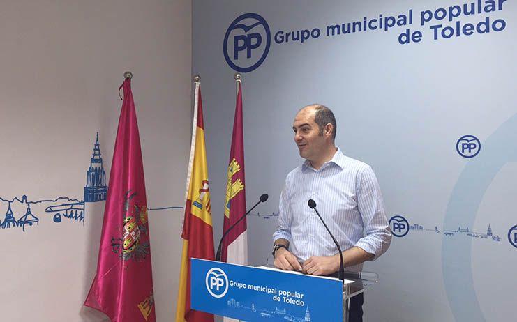 """Velasco: """"Sánchez y Tolón pasarán a la historia por ser los políticos que más daño han causado al Tajo"""""""