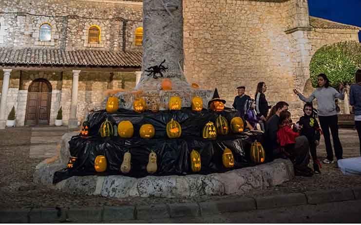 Fuentenovilla subrayará en estos días  sus tradiciones del Día de Los Santos