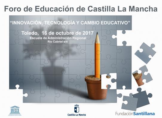 El profesor y responsable de la UNESCO Francesc Pedró reflexionará sobre tecnología educativa el 16 de octubre en Toledo