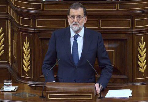 Cataluña. Rajoy reconoce que
