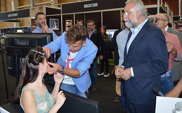 Ramos inaugura la Feria de las Bodas en Talavera de la Reina