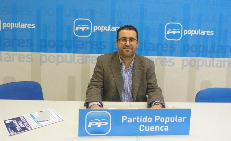 """Algaba: """"Un Gobierno liderado por Pablo Casado conseguirá devolver a España a la senda del crecimiento y el desarrollo económico"""""""