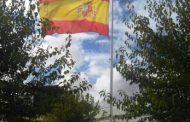El Ayto de Casas de Haro rinde un emotivo homenaje a la Bandera de España y apoya la labor de los Cuerpos y Fuerzas de Seguridad del Estado
