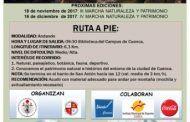 La II Marcha Naturaleza y Patrimonio recorrerá el próximo sábado en Cuenca una ruta de interés deportivo y paisajístico