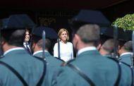 """Cospedal destaca que las Fuerzas Armadas garantizan la """"libertad, la democracia y la igualdad"""""""
