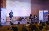 El presidente de la Diputación de Guadalajara reitera el apoyo y compromiso con AFAUS Pro Salud Mental en su 25 aniversario
