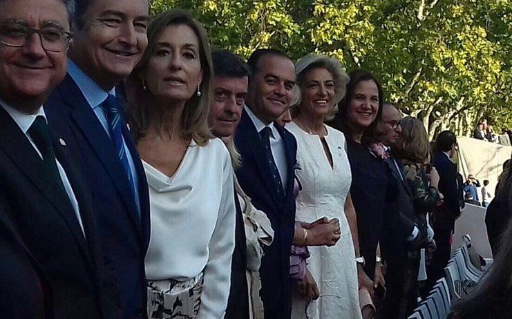 """Gregorio: """"Hoy más que nunca renovamos la vocación de fortalecer la España Constitucional comprometida con la justicia, la igualdad y la libertad"""""""