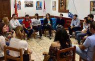 Maroto apuesta por fomentar la participación de los simpatizantes