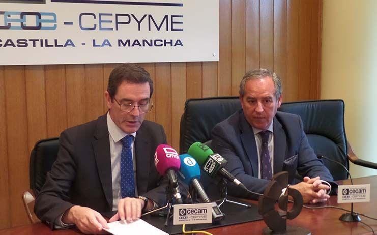 CECAM urge dar certeza a las empresas y ofrecer soluciones eficaces que ayuden al mantenimiento del empleo