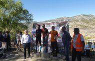 Iván Saiz y Coral Torrijos conquistan La Bandera en Huélamo