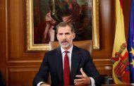 El Rey vuelve a dejar claro que España resolverá el