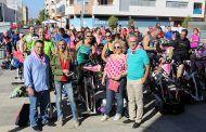 Serrano agradece a los albaceteños su generosidad y solidaridad con las mujeres afectadas por el cáncer de mama y ginecológico