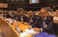 Martín-Toledano es nombrado presidente de la delegación parlamentaria española en la Comisión de Control de la Europol