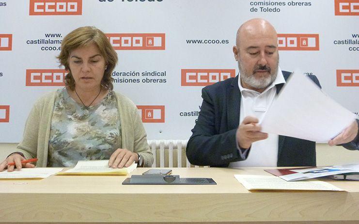CCOO-Enseñanza y el Colegio de Educadores Sociales de CLM firman un acuerdo para garantizar el futuro laboral de los actuales profesionales del 'tercer sector'