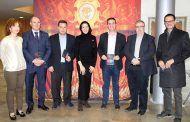 Manuel Serrano anima a los albaceteños a disfrutar del estreno mundial de la obra 'Una oda al tiempo' de María Pagés en el Teatro Circo