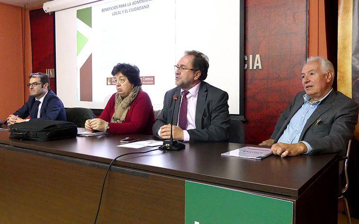 Diputación facilita a los Ayuntamientos adscritos al OAGTR una plataforma para un mayor control del padrón del IBI