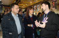 Serrano apuesta por seguir acercando a los jóvenes albaceteños otras formas de cultura