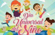 Sigüenza se vuelca con la celebración del Día Universal del Niño