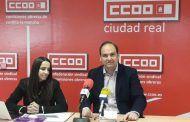CCOO advierte a los aytos de Ciudad Real que los pliegos para adjudicar contratas de Ayuda a Domicilio deben cumplir el nuevo convenio colectivo