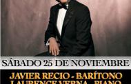 Este sábado en Sigüenza concierto de Javier Recio y Laurence Verna