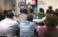 Guarinos pone en valor el trabajo de los alcaldes y concejales del PP en la provincia de Guadalajara