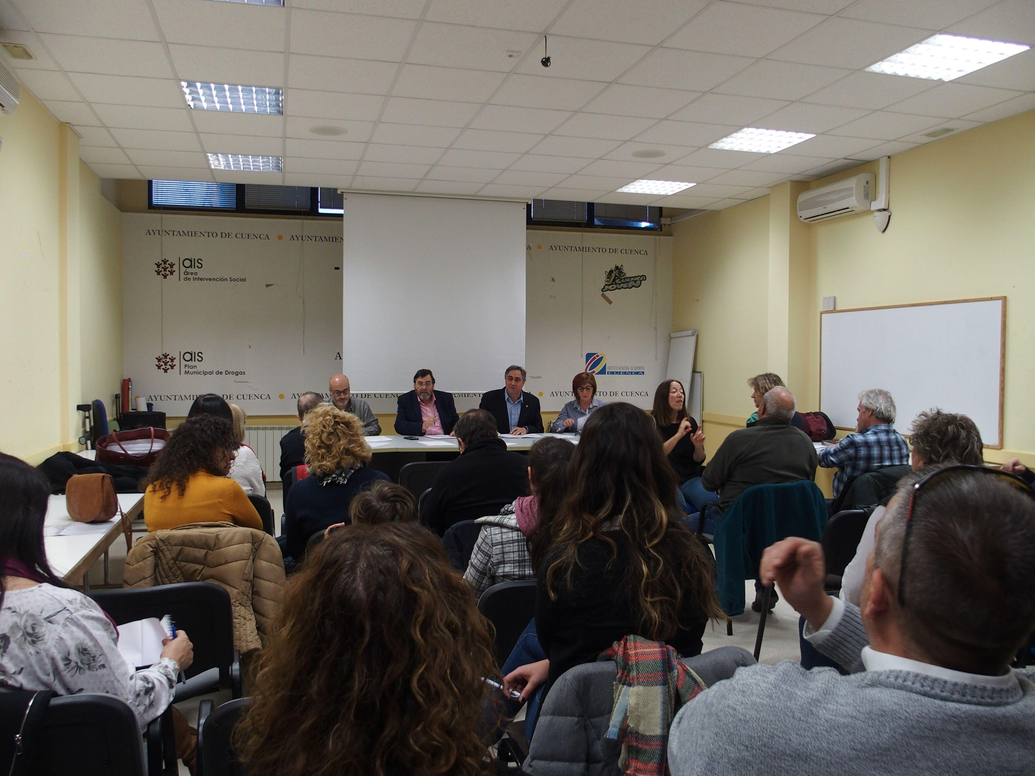Ángel Mariscal informa al Consejo Municipal de Integración sobre el Plan Estratégico de Accesibilidad Universal