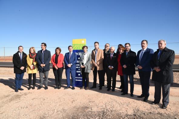 La Junta anuncia la licitación de 13 nuevas actuaciones en carreteras y una inversión de 22,7 millones antes de que finalice 2017