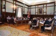 El Pleno de la Diputación de Guadalajara aprueba una moción de apoyo y respaldo a la Policía Nacional y Guardia Civil a propuesta del PP