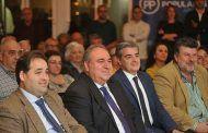 """Tirado: """"Somos el partido más fuerte, más sólido y más unido de Castilla-La Mancha y de España"""""""