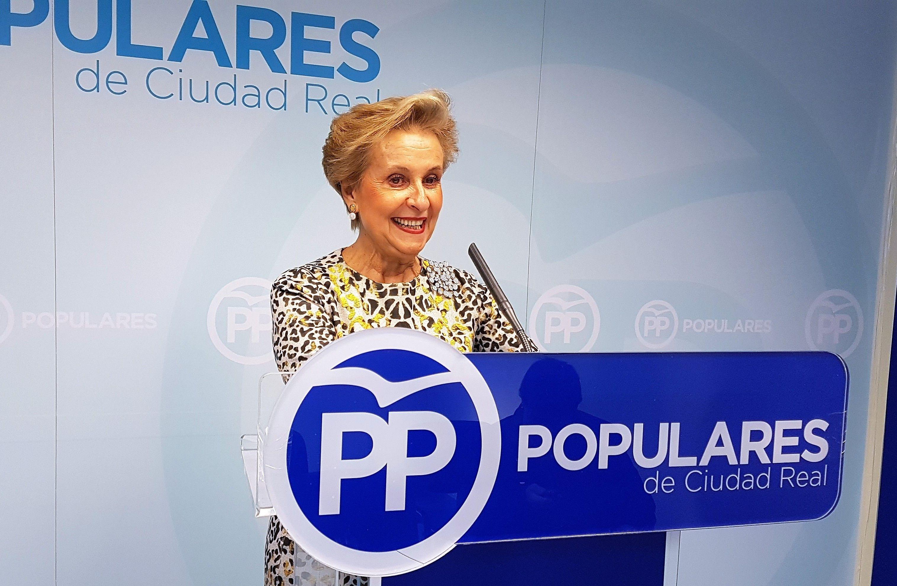 """Quintanilla critica la """"doble vara de medir"""" de los socialistas, que piden más inversión al Gobierno y no a Page"""
