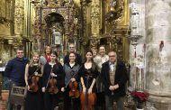 Alocén recibe la Navidad con un Concierto de Violín en la Iglesia Parroquial
