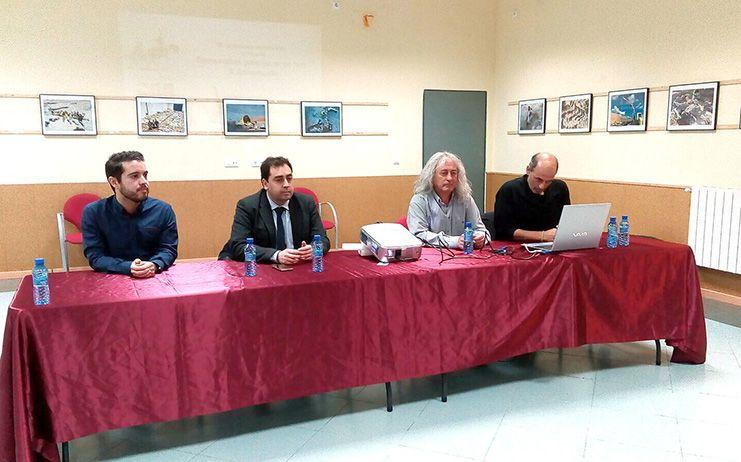 Doménech subraya la especial apuesta de la Diputación por el yacimiento de Lo Hueco en sus diez años de historia