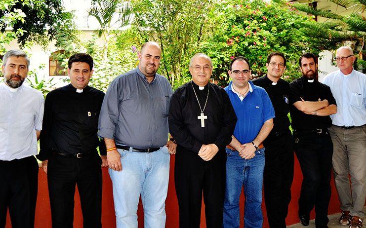 Misiones Toledo con los misioneros en el día del Patrono de las Misiones, San Francisco Javier