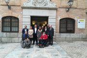 Finalizan Las obras de mejora y accesibilidad de la plaza del Consistorio de Toledo