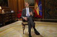 El Rey insta a los catalanes a recuperar