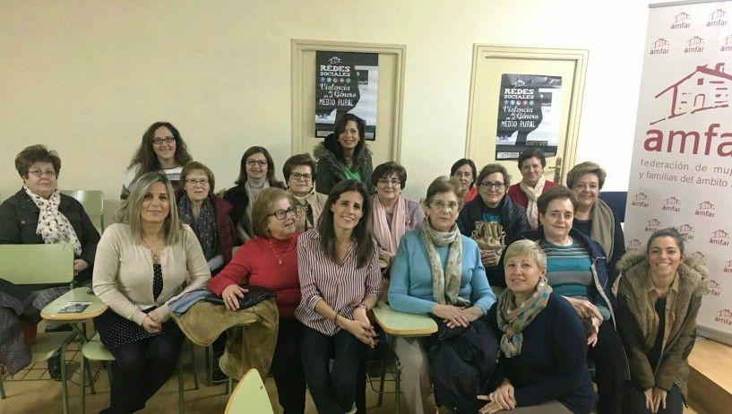 AMFAR imparte diez jornadas sobre Ciberacoso en la provincia de Ciudad Real