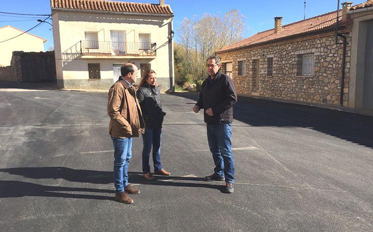 La Diputación invierte más de 200.000 euros en obras de Planes Provinciales en la zona de Molina
