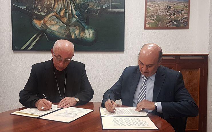 La Diputación de Guadalajara contribuye a la conservación del patrimonio histórico y cultural con la ayuda a la restauración de iglesias