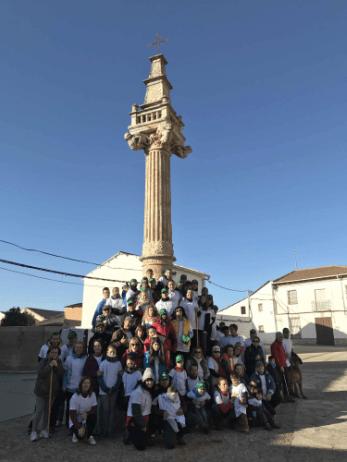 Fuentenovilla, más solidario que nunca por Navidad