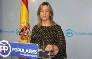 """Ana Guarinos: """"El PP va a llegar hasta el final para que el aparcamiento del Hospital de Guadalajara sea gratuito"""""""