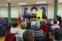 La Diputación de Cuenca devuelve a La Ventosa un cuadro del siglo XVII tras su restauración durante más de un año y medio