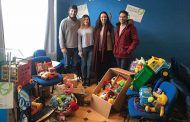 NNGG Pedro Muñoz recoge 500 juguetes con