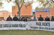 """El PP denuncia la """"agonía"""" de la Sanidad con Page y Podemos"""
