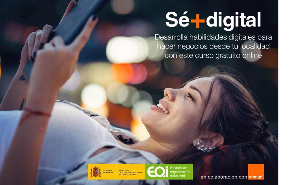 EL PROGRAMA DE FORMACIÓN ONLINE GRATUITA 'SÉ DIGITAL' CIERRA 2017 CON MÁS DE 7.000 ALUMNOS REGISTRADOS