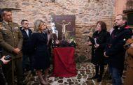 Tolón destaca el patrimonio artístico, cultural y espiritual de la Semana Santa en la presentación del cartel de la edición 2018